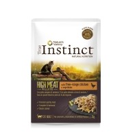 Pâtée en sachet pour chat - True Instinct High Meat