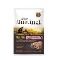 Pâtée en sachet pour chat - True Instinct High Meat High Meat