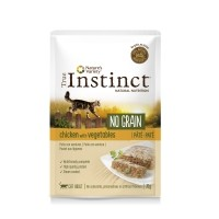 Pâtée en sachet pour chat - True Instinct No Grain No Grain