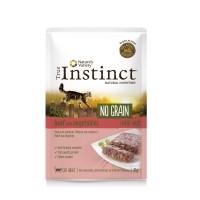 Pâtée en sachet pour chat - True Instinct No Grain No Grain