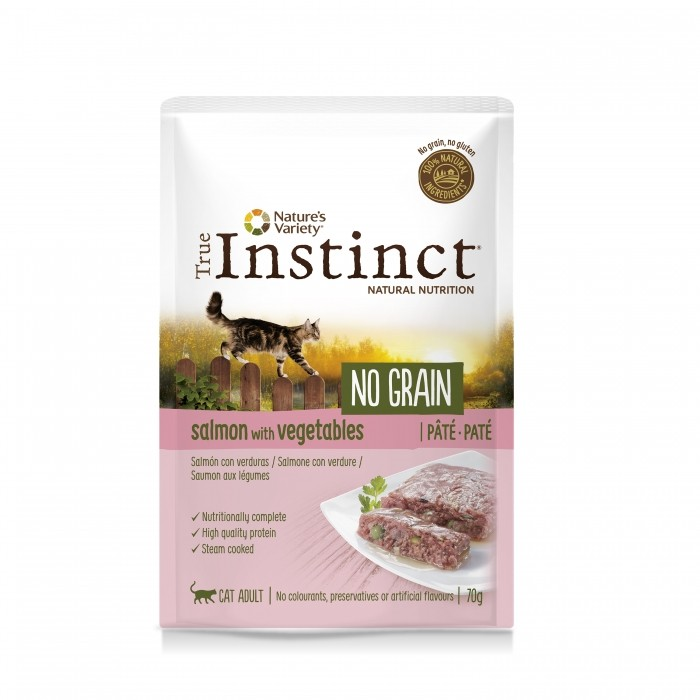 Alimentation pour chat - True Instinct No Grain pour chats
