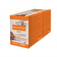 Sachet fraîcheur pour chat - Nature's Variety Original No Grain Adult - Multipack 12 x 70 g Nature's Variety