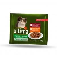 Pâtée en sachet pour chat - Ultima Protection du système urinaire