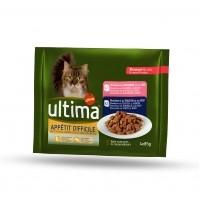 Pâtée en sachet pour chat - Ultima Appétit difficile Appétit difficile