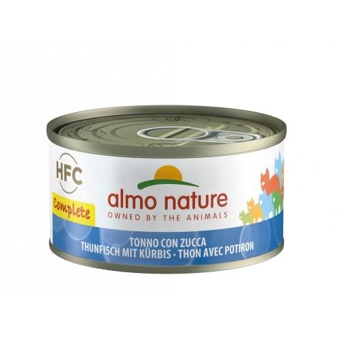 Alimentation pour chat - Almo Nature HFC Complete - 6 x 70 g  pour chats