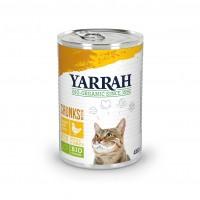 Alimentation pour chat - Yarrah