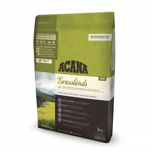 Alimentation pour chat - Acana Regionals - Grasslands pour chats