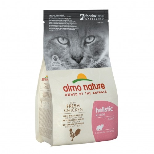 Croquettes pour chat - ALMO NATURE Holistic Kitten