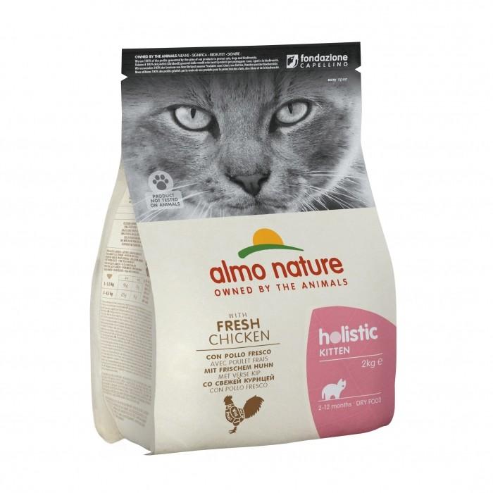 Almo Nature Holistic Kitten-