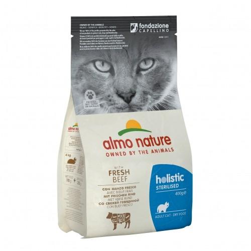 Alimentation pour chat - Almo Nature Holistic Sterilised pour chats