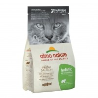 Croquettes pour chat - ALMO NATURE Holistic Anti Hairball