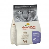 Croquettes pour chat - ALMO NATURE Holistic Digestive help