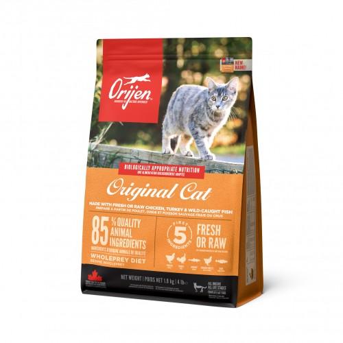 Alimentation pour chat - Orijen Cat & Kitten pour chats