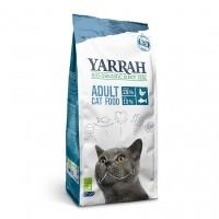 Croquettes pour chat - Yarrah Croquettes Bio Adult