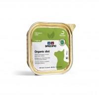 Pâtée en barquette pour chat - SPECIFIC™ BIO Organic Diet - Lot 7 x 100g