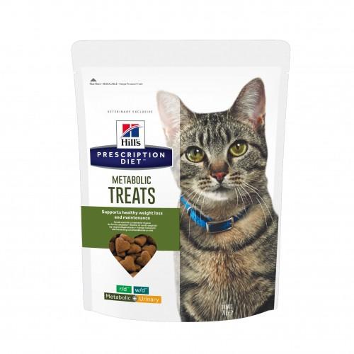 Prescription - HILL'S Prescription Diet Friandises Metabolic Treats Feline