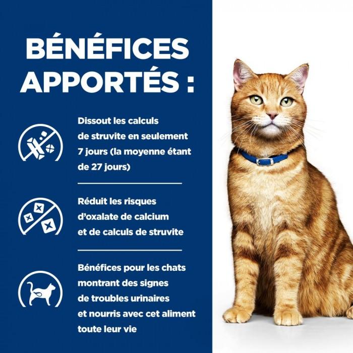 Alimentation pour chat - Hill's Prescription Diet c/d Multicare Urinary Care - Croquettes pour chat pour chats