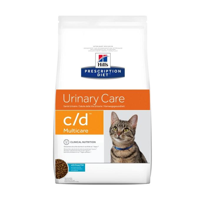 Alimentation pour chat - Hill's Prescription Diet c/d Multicare pour chats