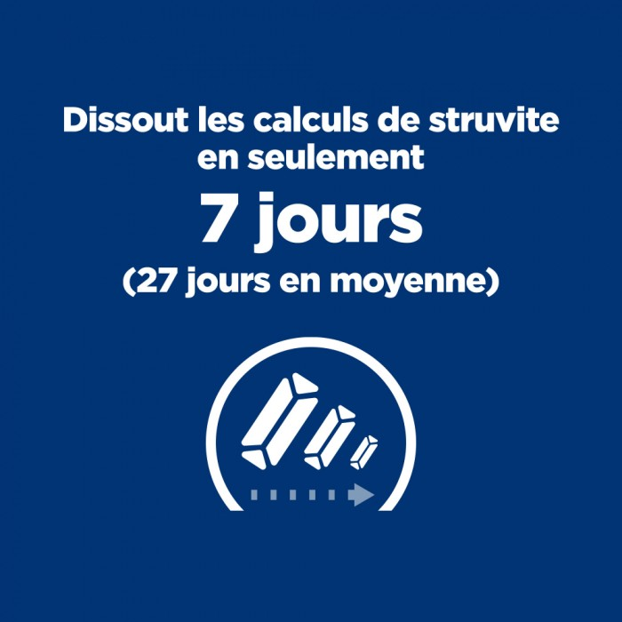 Alimentation pour chat - HILL'S Prescription Diet c/d Multicare Urinary Care - Pâtée pour chat pour chats