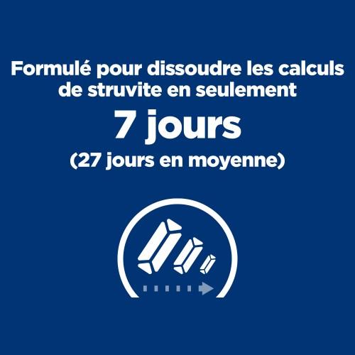 Alimentation pour chat - HILL'S Prescription Diet c/d Urinary Stress Feline Mijoté pour chats