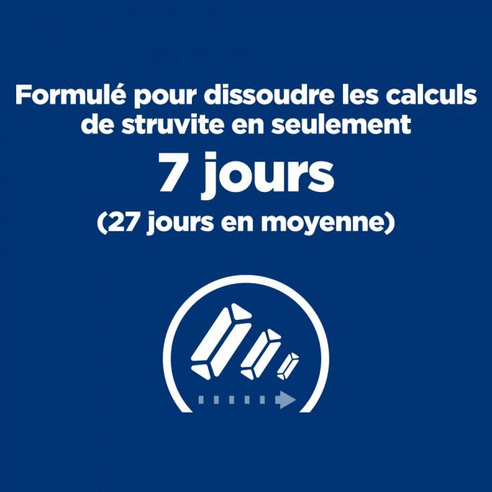 Alimentation pour chat - Hill's Prescription Diet c/d Urinary Stress - Pâtée pour chat pour chats