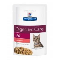 Prescription - Hill's Prescription Diet Feline i/d Digestive Care - Pâtées i/d Feline Mijoté