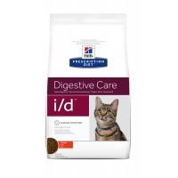 Prescription - Hill's Prescription Diet i/d Digestive Care - Croquettes pour chat Feline i/d