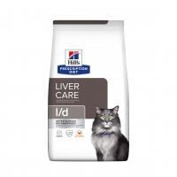 Prescription - Hill's Prescription Diet l/d Liver Care Feline L/d