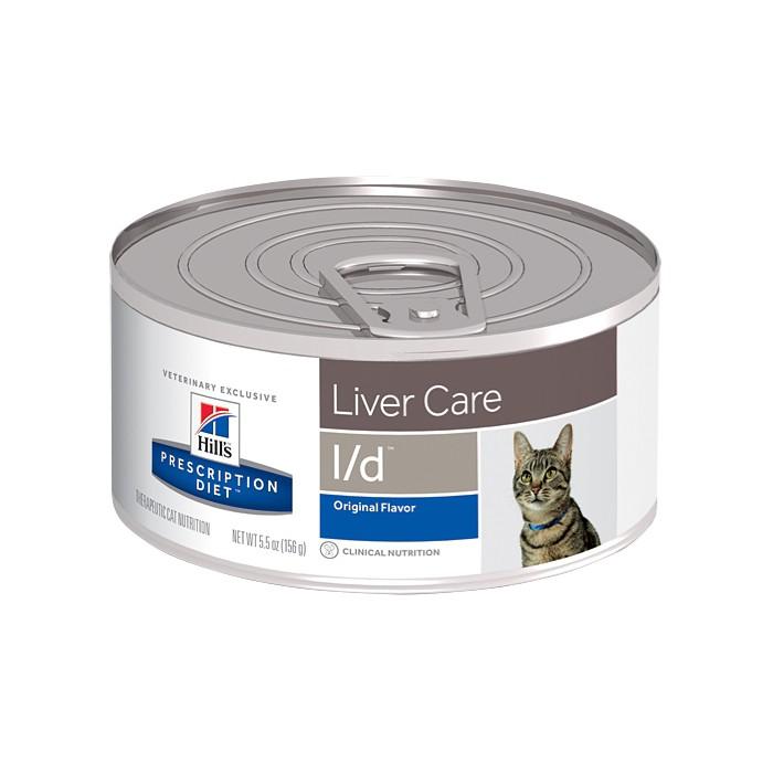 Alimentation pour chat - Hill's Prescription Diet l/d Liver Care pour chats