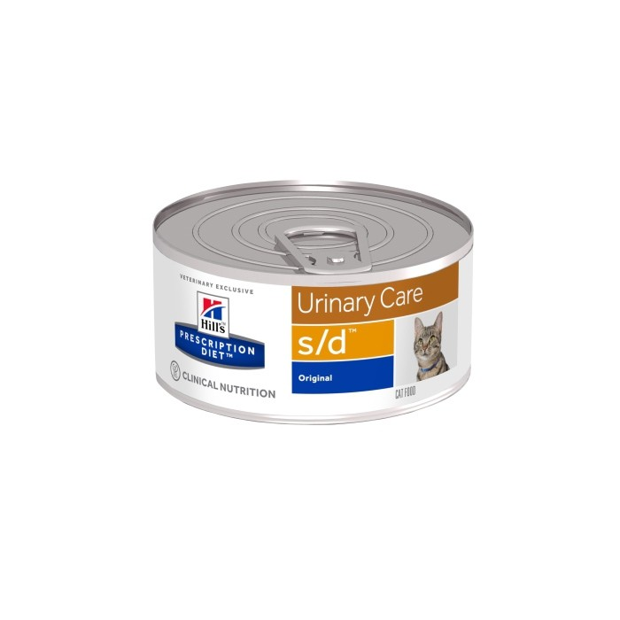 Alimentation pour chat - Hill's Prescription Diet s/d Urinary Care pour chats