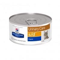 - Hill's Prescription Diet s/d Urinary Care - Pâtée pour chat