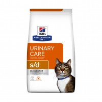 Prescription - Hill's Prescription Diet s/d Urinary Care Feline s/d
