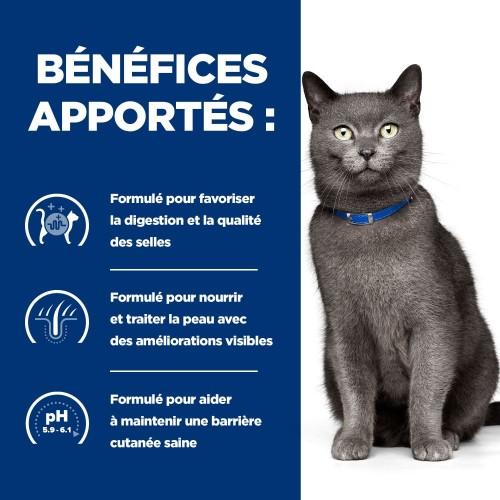 Alimentation pour chat - Hill's Prescription Diet d/d Food Sensitivities - Croquettes pour chat pour chats