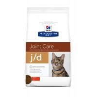 Prescription - Hill's Prescription Diet j/d Joint Care - Croquettes pour chat Feline j/d