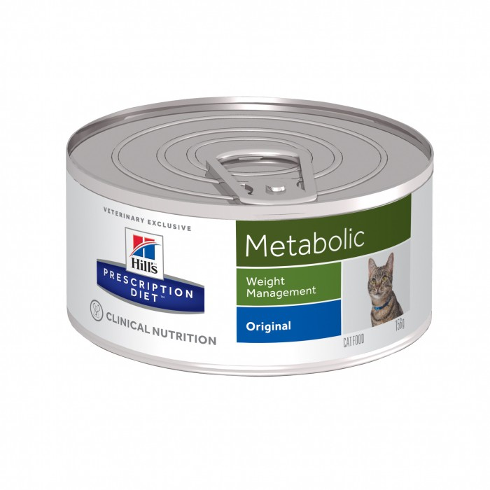 Alimentation pour chat - Hill's Prescription Diet Metabolic pour chats