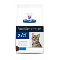 Prescription - Hill's Prescription Diet z/d Food Sensitivities Feline z/d