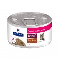 Prescription - Hill's Prescription Diet Gastrointestinal Biome - Pâtée pour chat