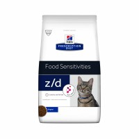 Prescription - Hill's Prescription Diet Feline z/d Food Sensitivities Feline z/d