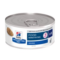 Prescription - Hill's Prescription Diet Feline z/d Food Sensitivities Prescription