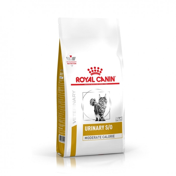 Alimentation pour chat - Royal Canin Veterinary Urinary S/O Moderate Calorie pour chats
