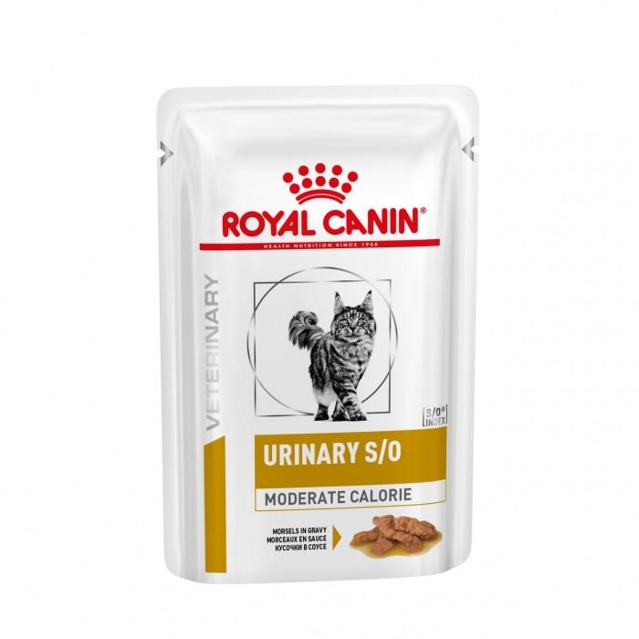 Royal Canin Veterinary Urinary S/O Moderate Calorie-Urinary S/O Moderate Calorie