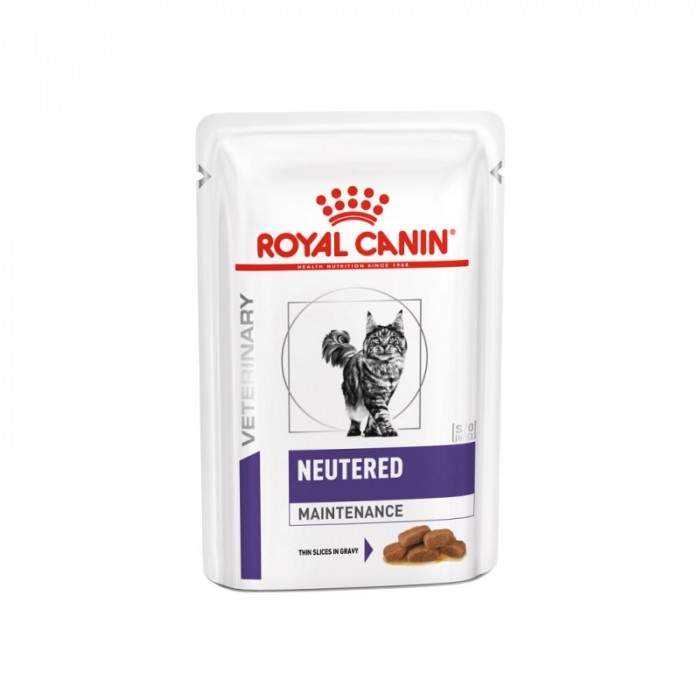 Alimentation pour chat - Royal Canin Veterinary Neutered Adult Maintenance pour chats