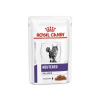 Sachet fraîcheur pour chat - Royal Canin Neutered Balance Neutered Balance - Lot 12 x 85 g