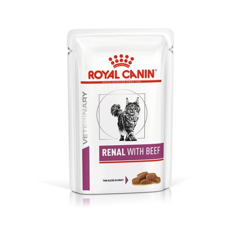 Alimentation pour chat - Royal Canin Veterinary Renal pour chats