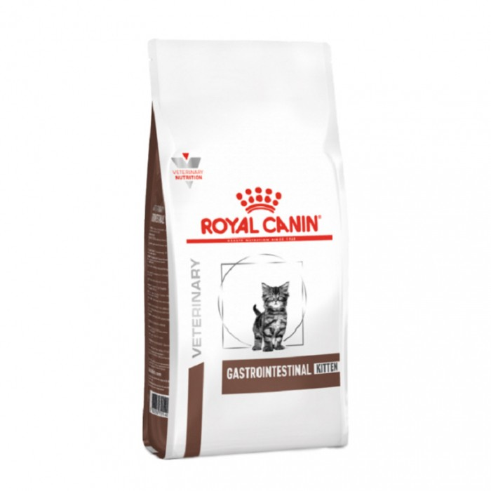 Alimentation pour chat - Royal Canin Veterinary Gastrointestinal Kitten pour chats