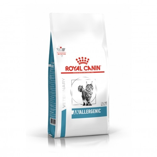 Alimentation pour chat - Royal Canin Veterinary Anallergenic pour chats