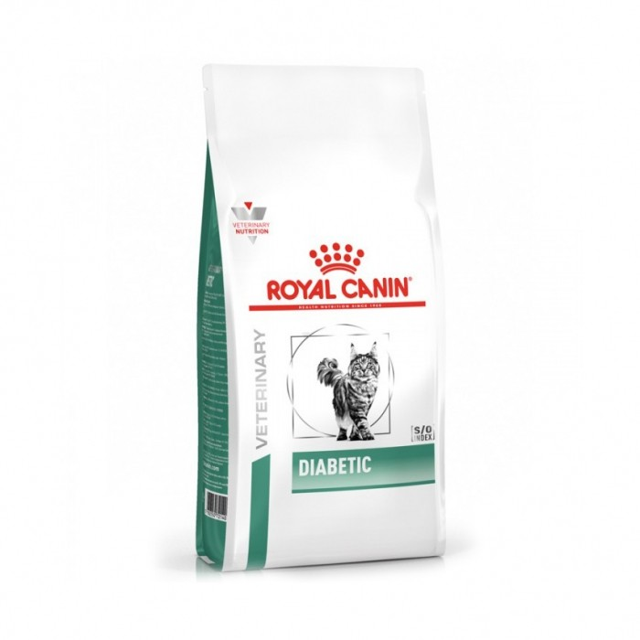 Alimentation pour chat - Royal Canin Veterinary Diabetic pour chats