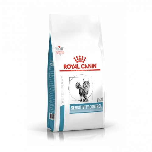 Alimentation pour chat - Royal Canin Veterinary Sensitivity Control pour chats