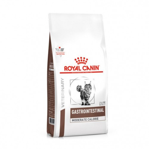 Alimentation pour chat - Royal Canin Veterinary Gastrointestinal Moderate Calorie pour chats
