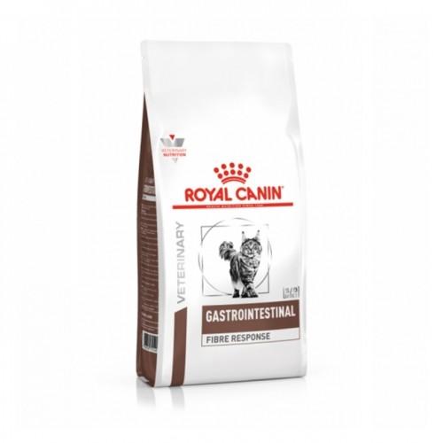 Alimentation pour chat - Royal Canin Veterinary Gastrointestinal Fibre Response pour chats